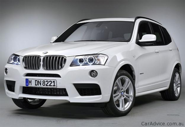 BMW X3 M Sport Package