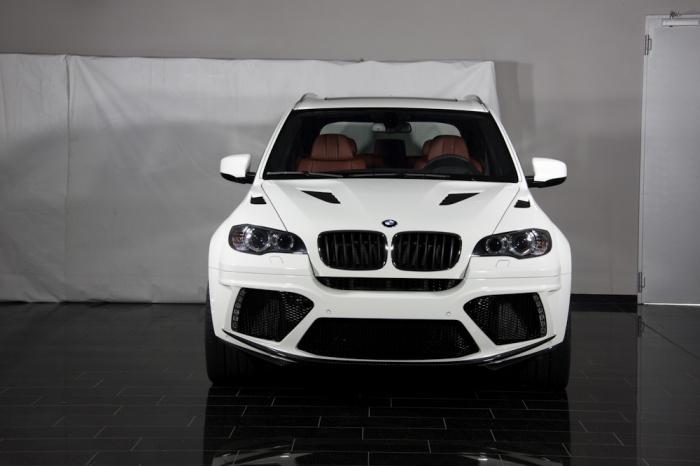 BMW X5 M by Mansory