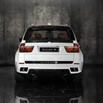 BMW X5 M prepared by Mansory