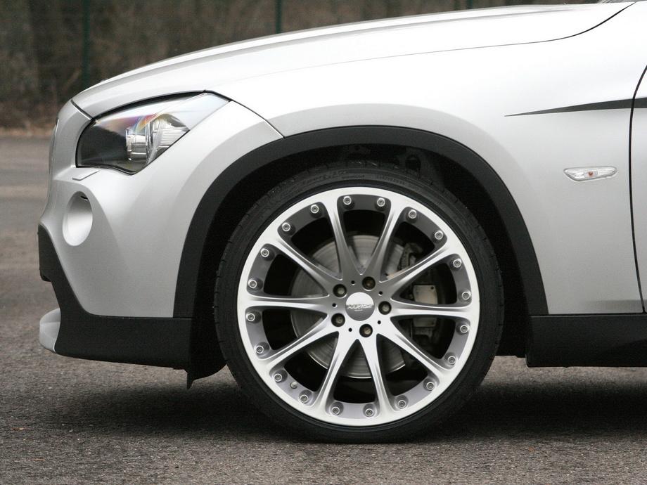 Hartge announced BMW X1 performance tuning kit