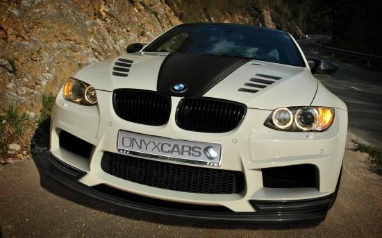 Onyx BMW M3 Front