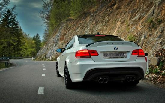 Onyx BMW M3 Rear