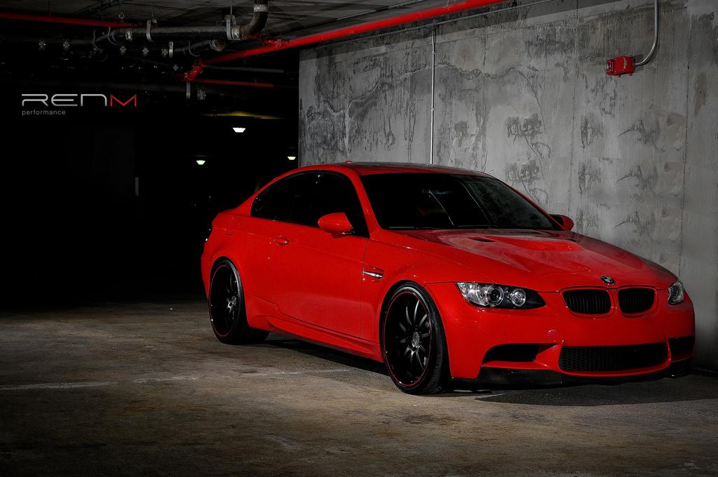 RENM BMW M3 Agitator Front