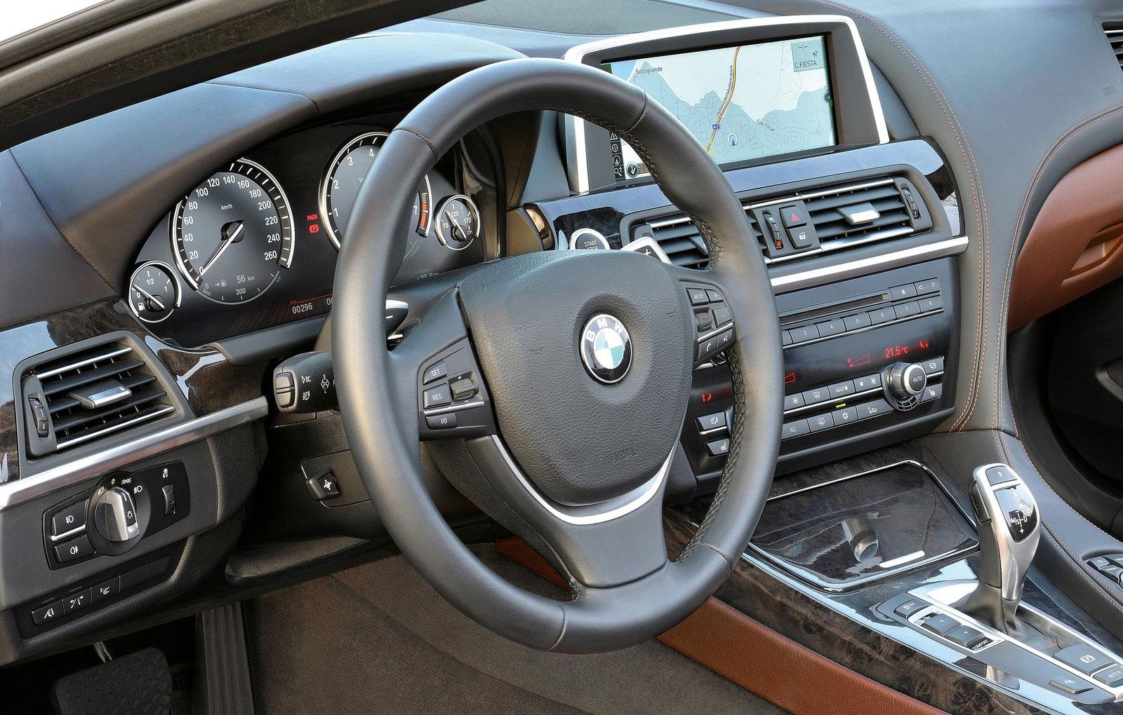 2012 BMW 6 Series F13