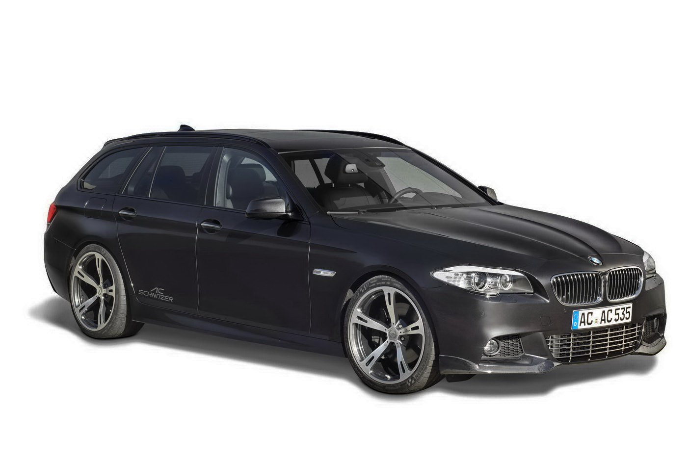 BMW 5 Series Touring F11 by AC Schnitzer