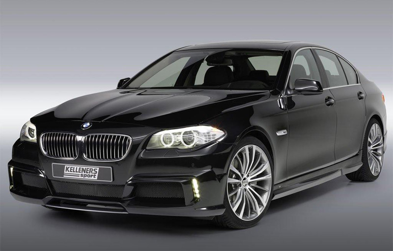 BMW 535i F10 by Kelleners Sport