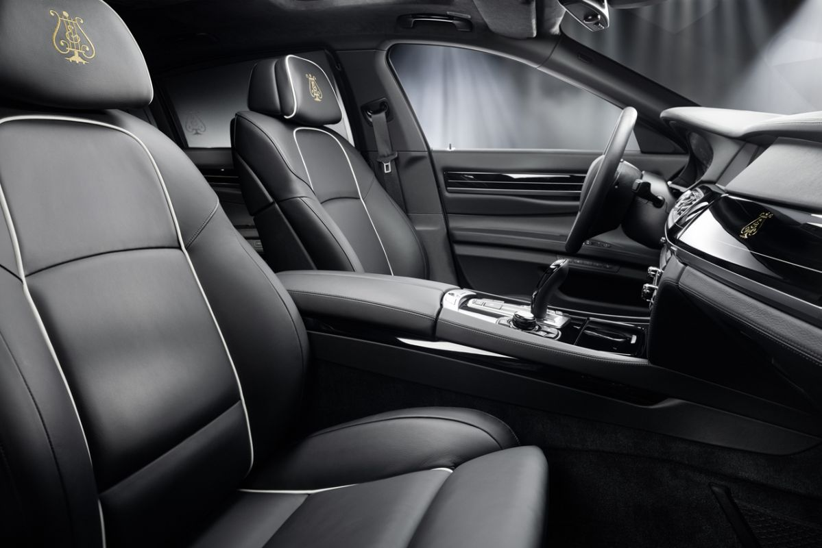 BMW 7 Series Composition