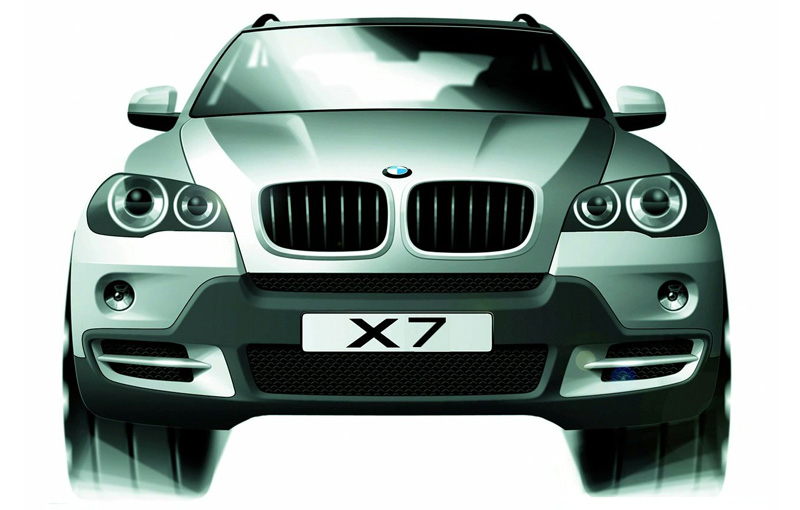 BMW is getting bigger: new rumors on X7 SUV