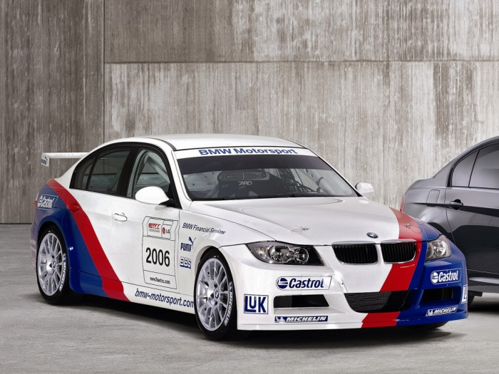 BMW to quit the World Touring Car Championship (WTCC)