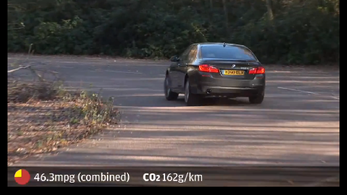 BMW 535d M Sport F10 gets the 90s verdict from Autocar