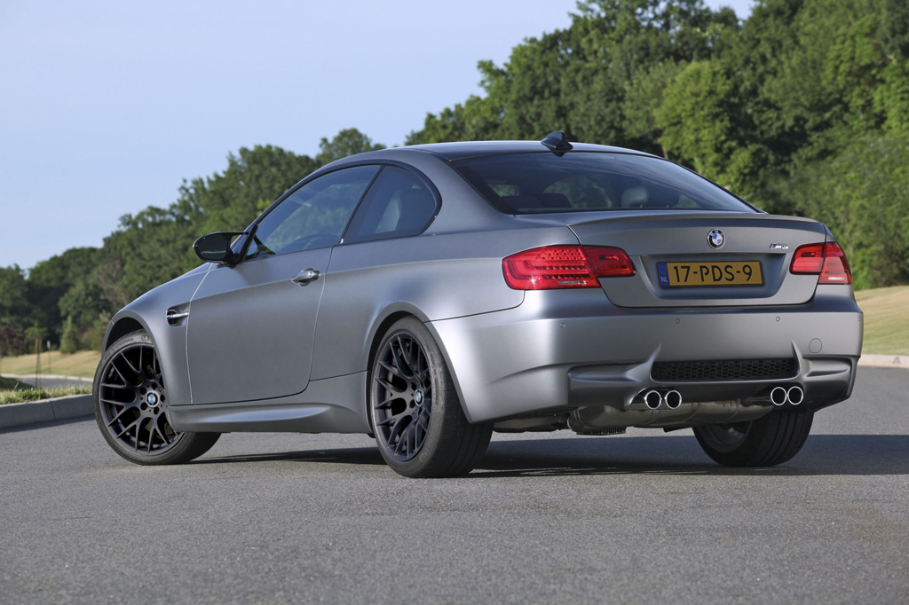 BMW M3 E92 Track Edition debuts in Netherlands