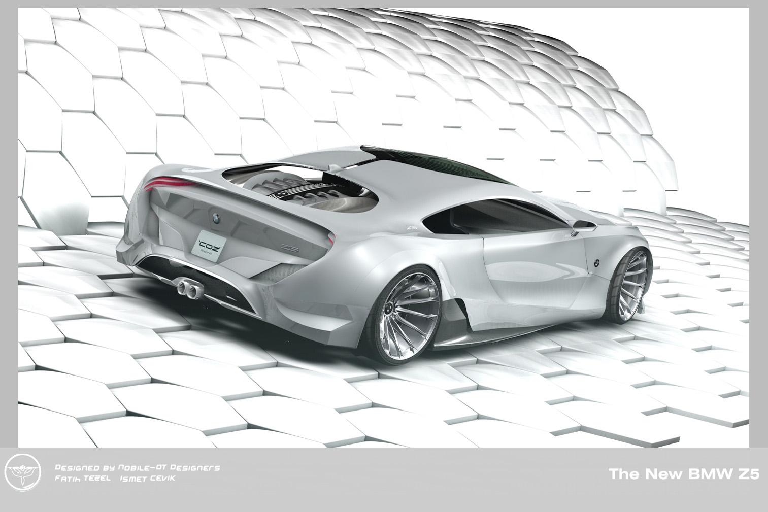 BMW Z5 Concept