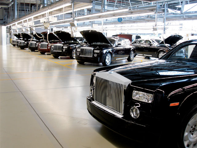 BMW Group reports sales record for Rolls-Royce sub-brand