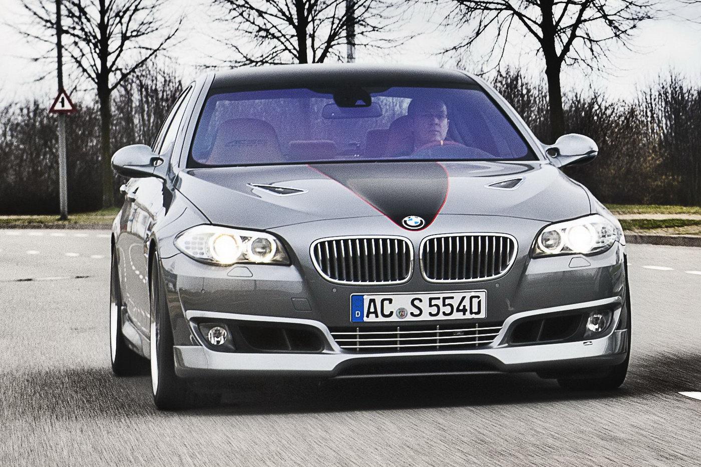 BMW 550i ACS5 Sport S by AC Schnitzer