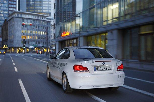 BMW ActiveE electric vehicle comes as Geneva Motor Show