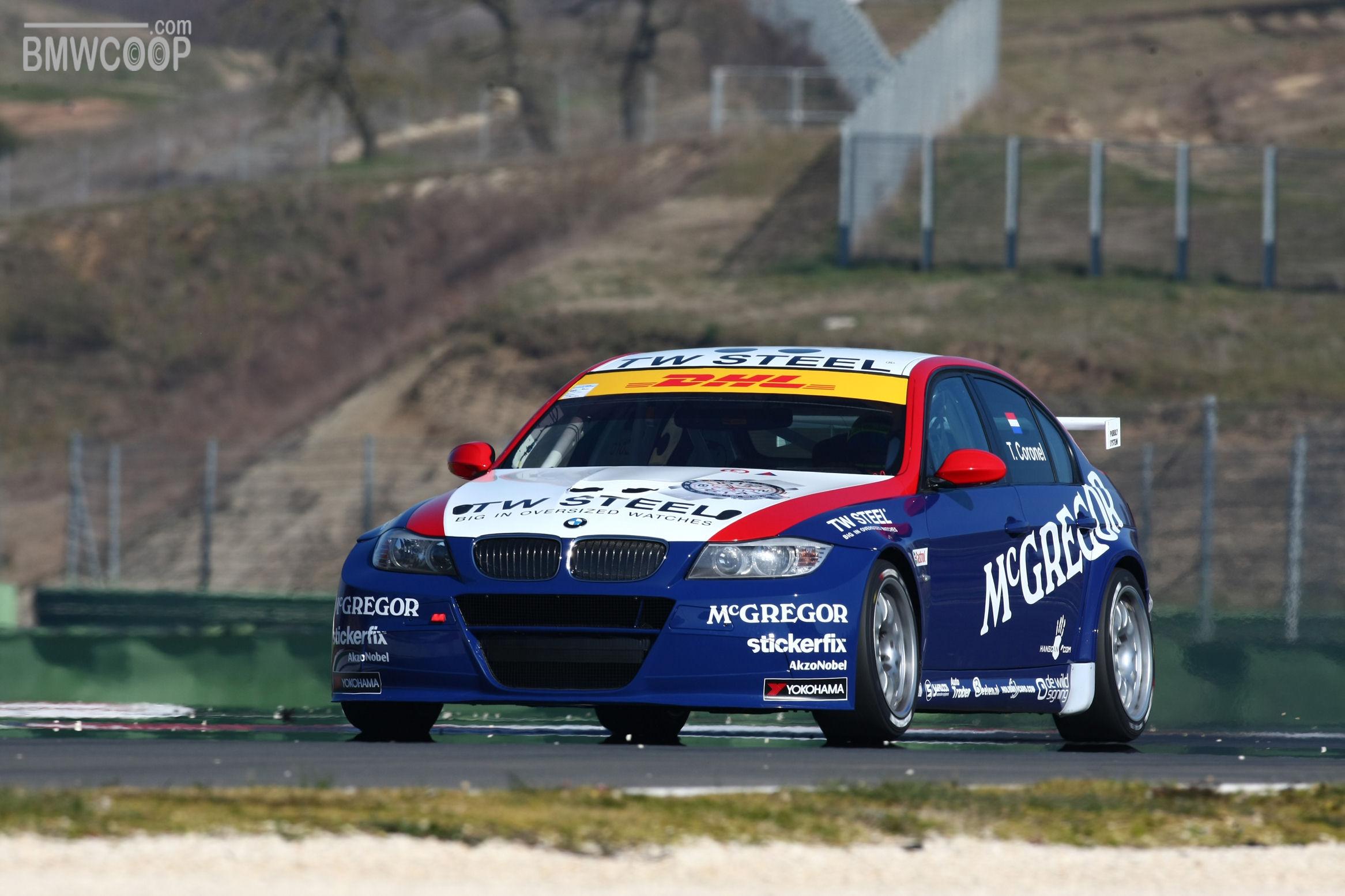 BMW 320TC WTCC