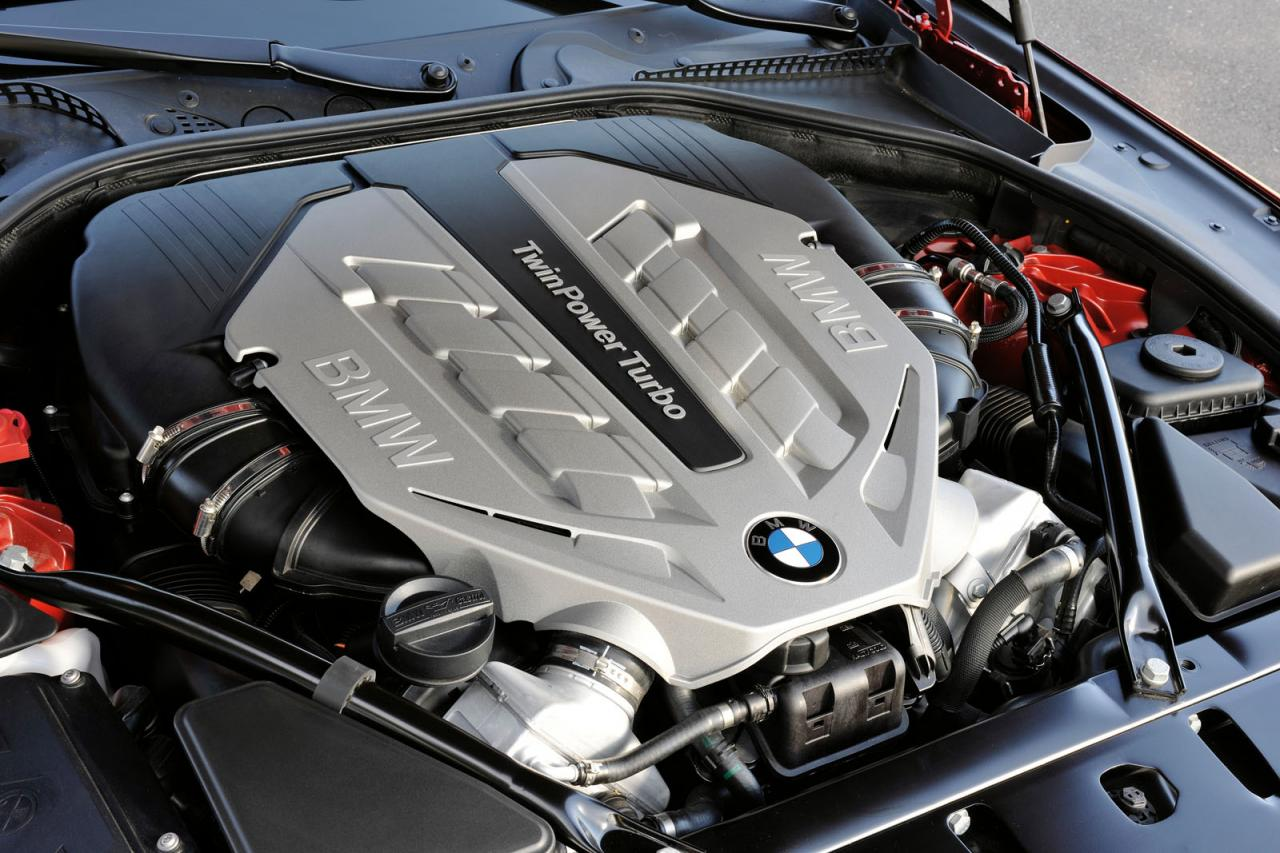 Video and extra details for the new BMW 6 Series Coupe (F12)