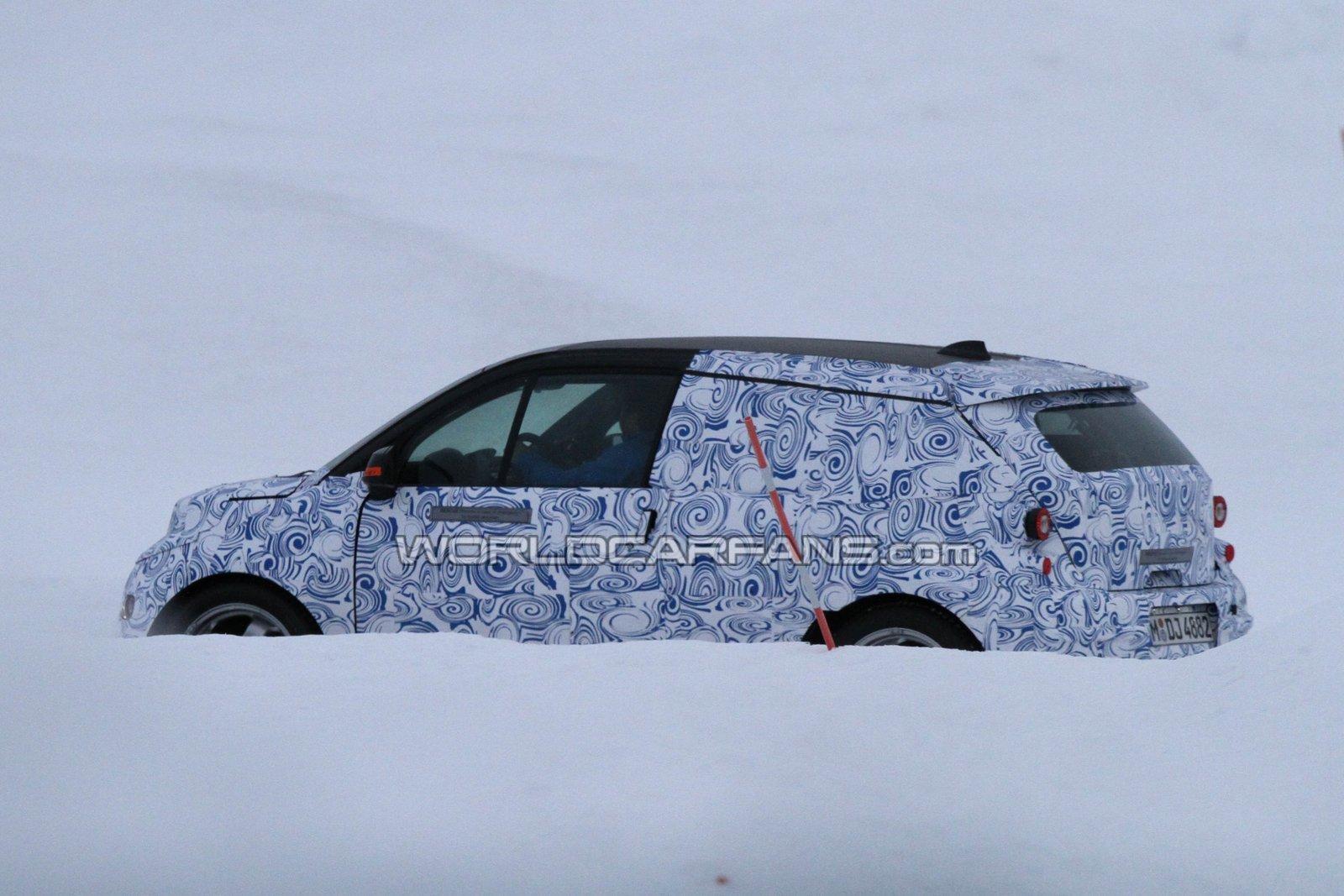 2013 BMW i3 Spy Photos