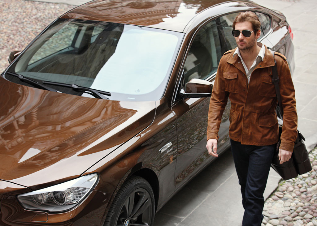 BMW teams up with Trussardi to create a styling package for 5 Series GT F07