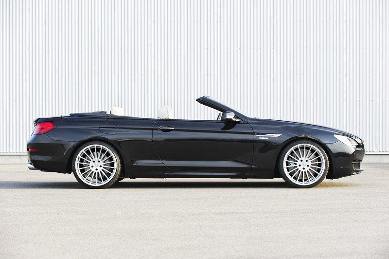 BMW 6 Series Convertible (F13) by Hamann