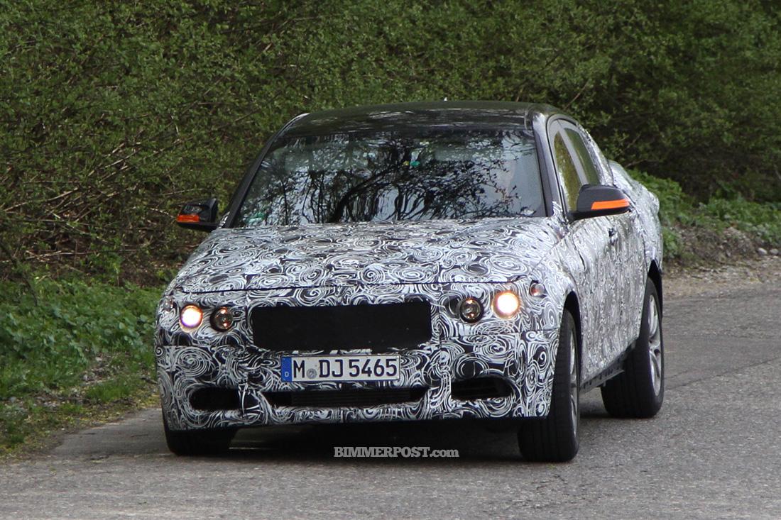 2013 BMW 3 Series GT (F34) spied