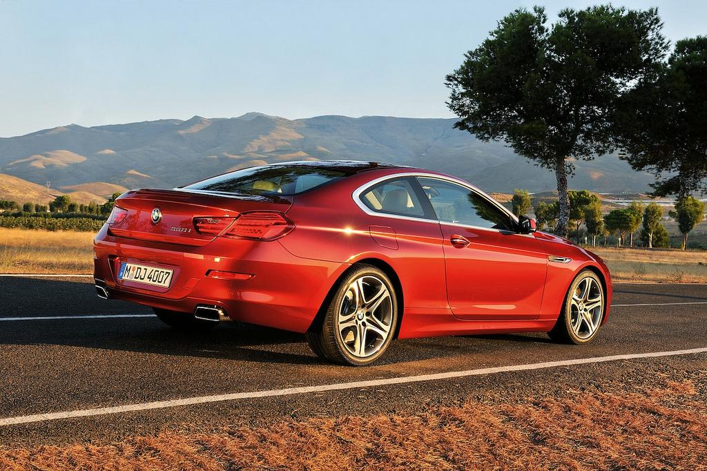 BMW 650i (F12)
