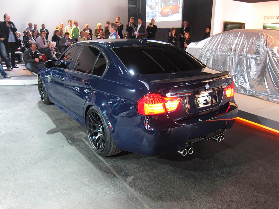 BMW M3 E90 GTS Concept