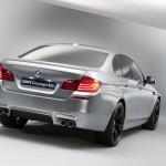 BMW M5 F10 concept