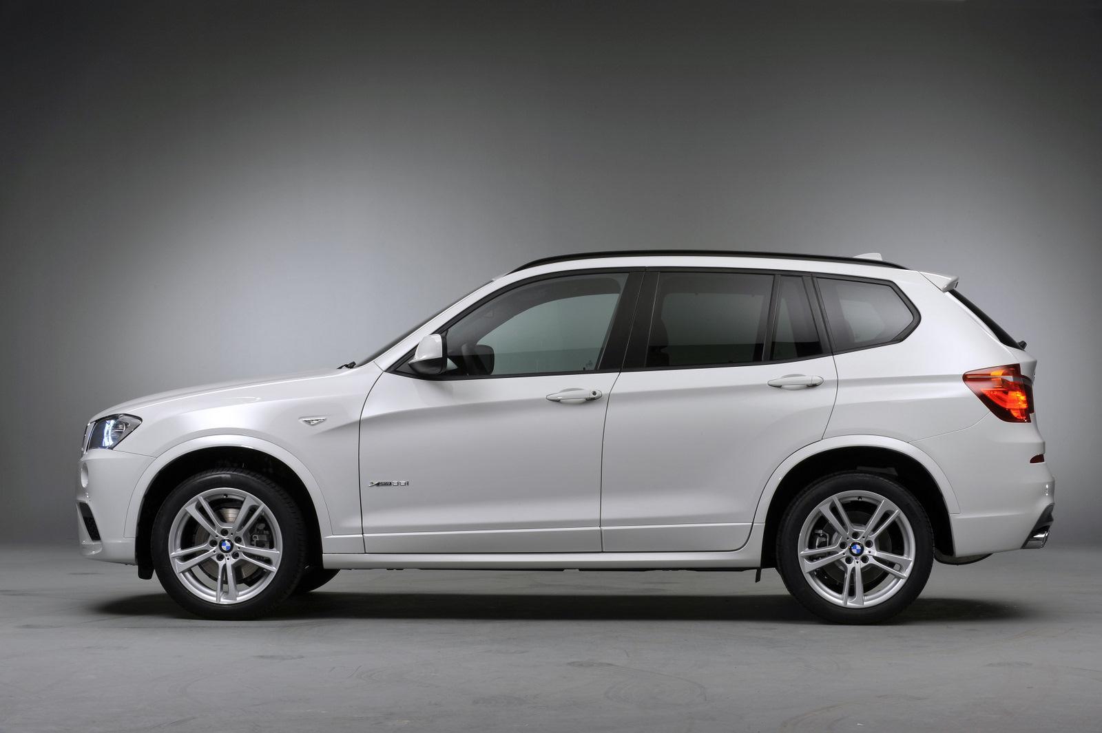 2011 BMW X3 M Sport