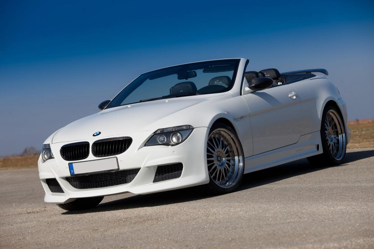 BMW 6 Series Convertible (E64) by Lumma Design