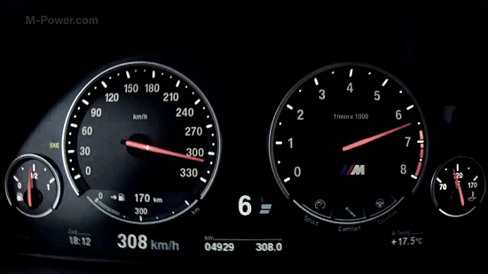 VIDEO: BMW M5 F10 pushed to the limit at Nardo Ring