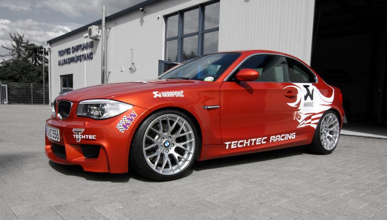 BMW 1 Series M Coupe by TechTec