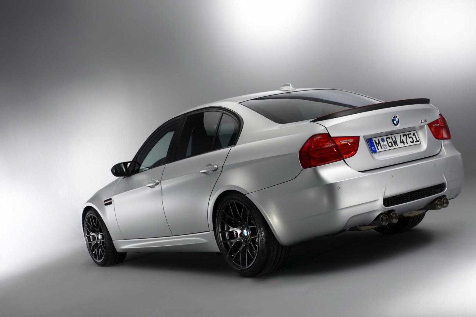 BMW M3 CRT (E90)