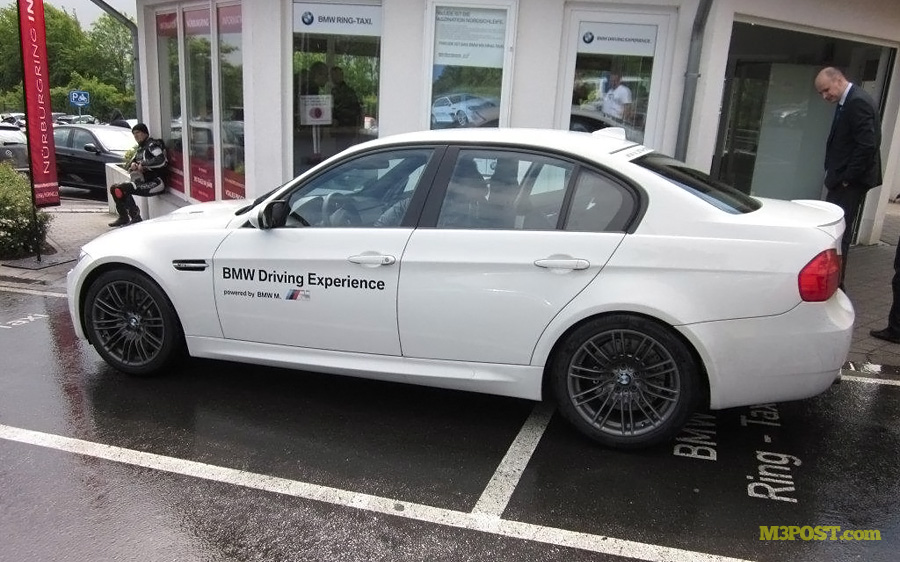 BMW M3 E90 Ring Taxi
