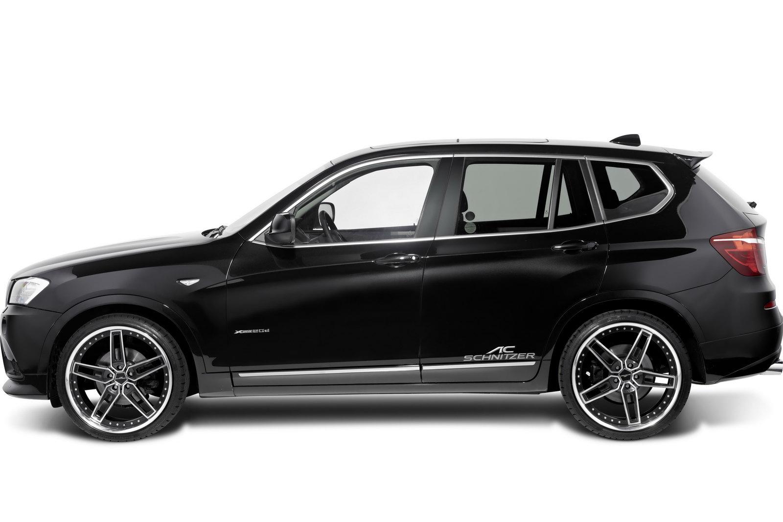 BMW X3 by AC Schnitzer
