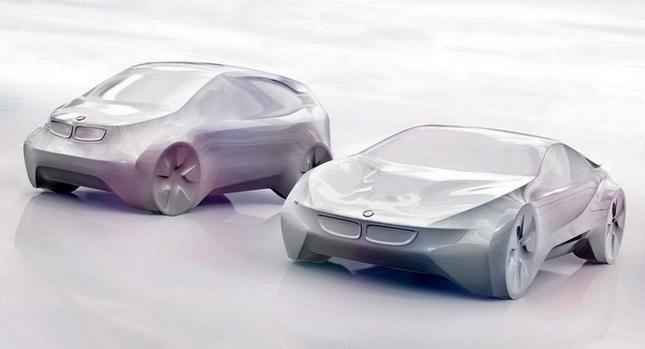 BMW i sub-brand