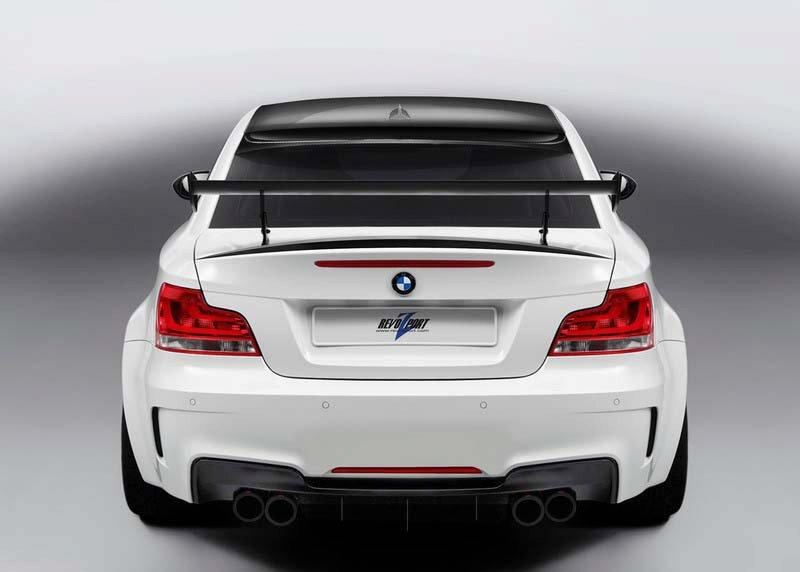 BMW 1 Series M Coupe by RevoZport