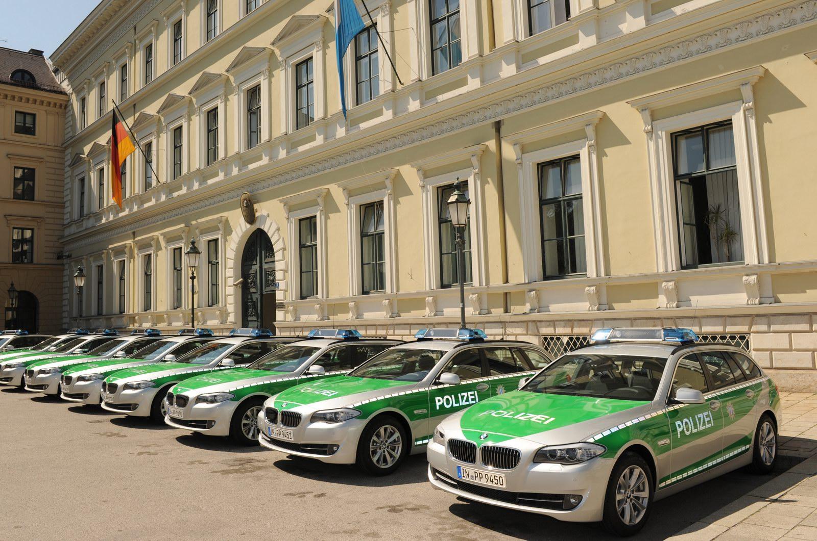 BMW 5 Series Touring fleet