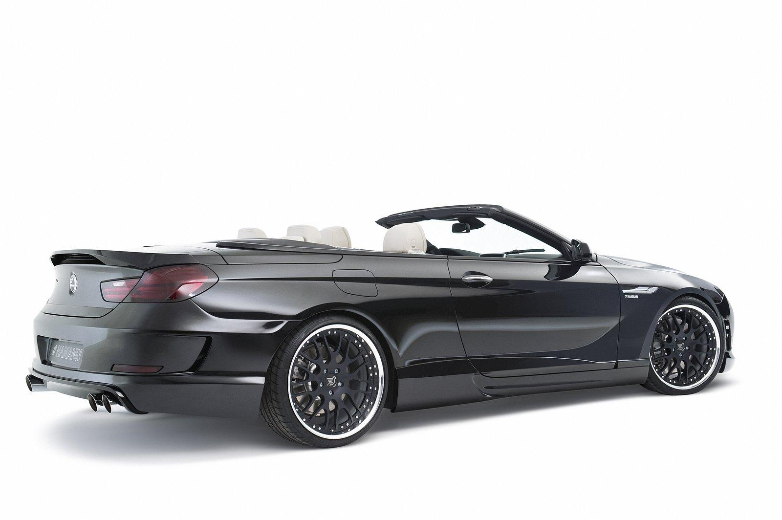 2012 BMW 650i Convertible by Hamann