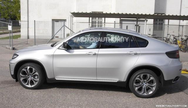 2012 BMW X6 facelift