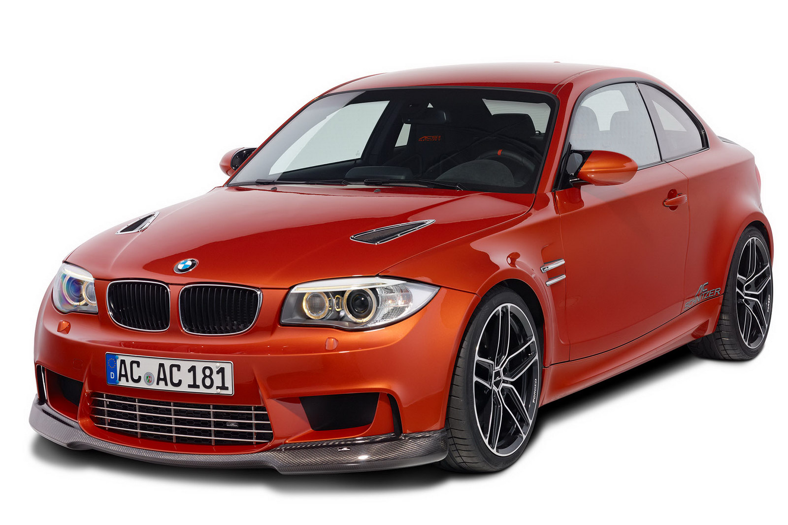BMW 1 Series M Coupe by AC Schnitzer