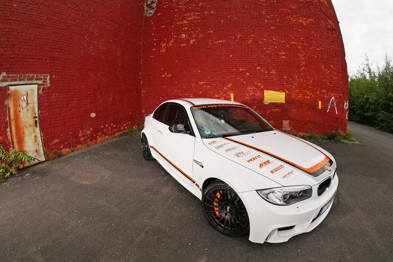 BMW 1 Series M Coupe by APP Europe