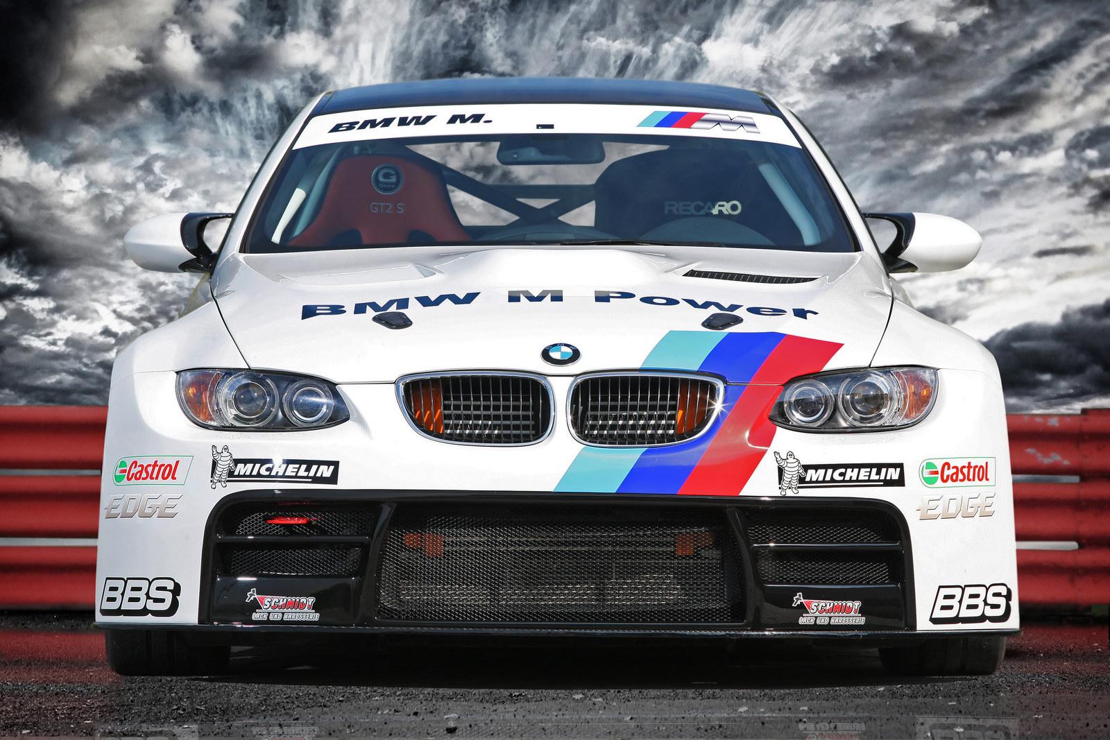 BMW M3 Interceptor by CLP Automotive