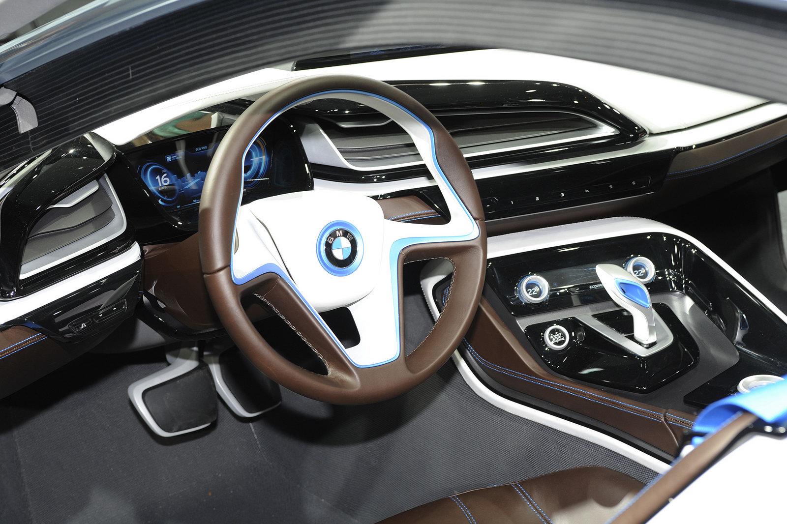 BMW i3 at the Frankfurt Motor Show