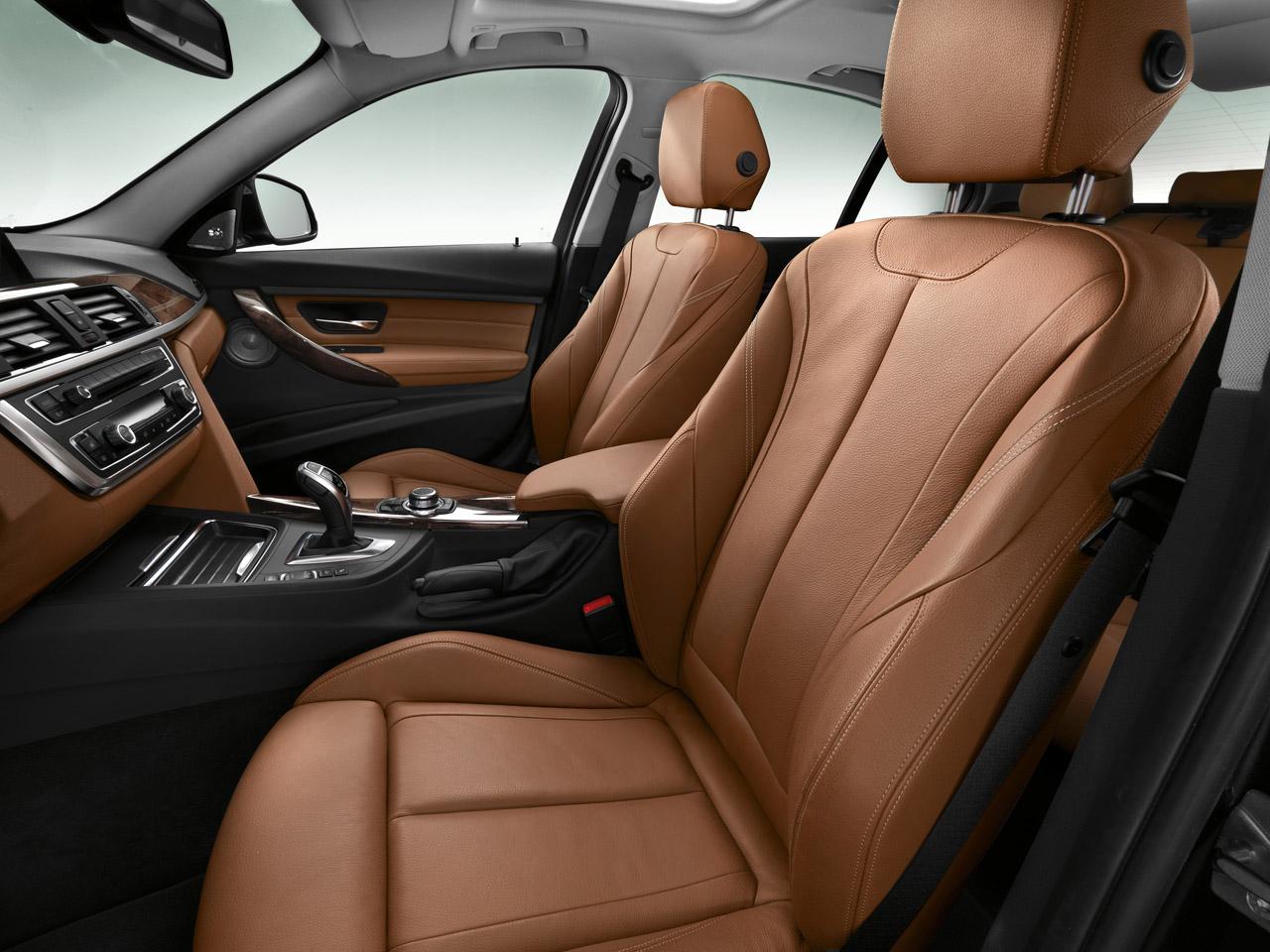 2012 BMW 3 Series F30 interior