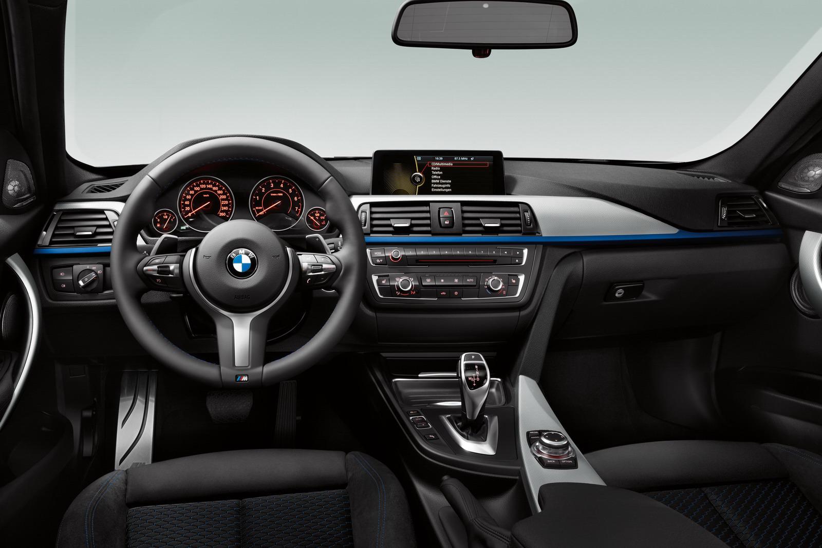2012 BMW 3 Series M Sport