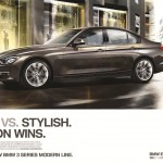 BMW 3 Series Ad campaign