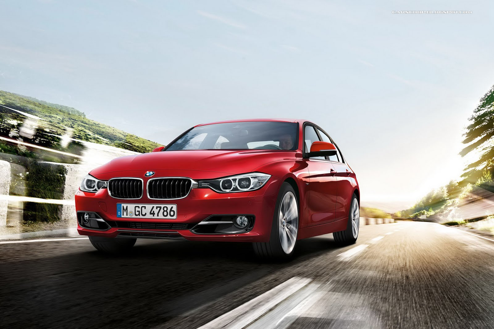 2012 BMW 3 Series (F30)