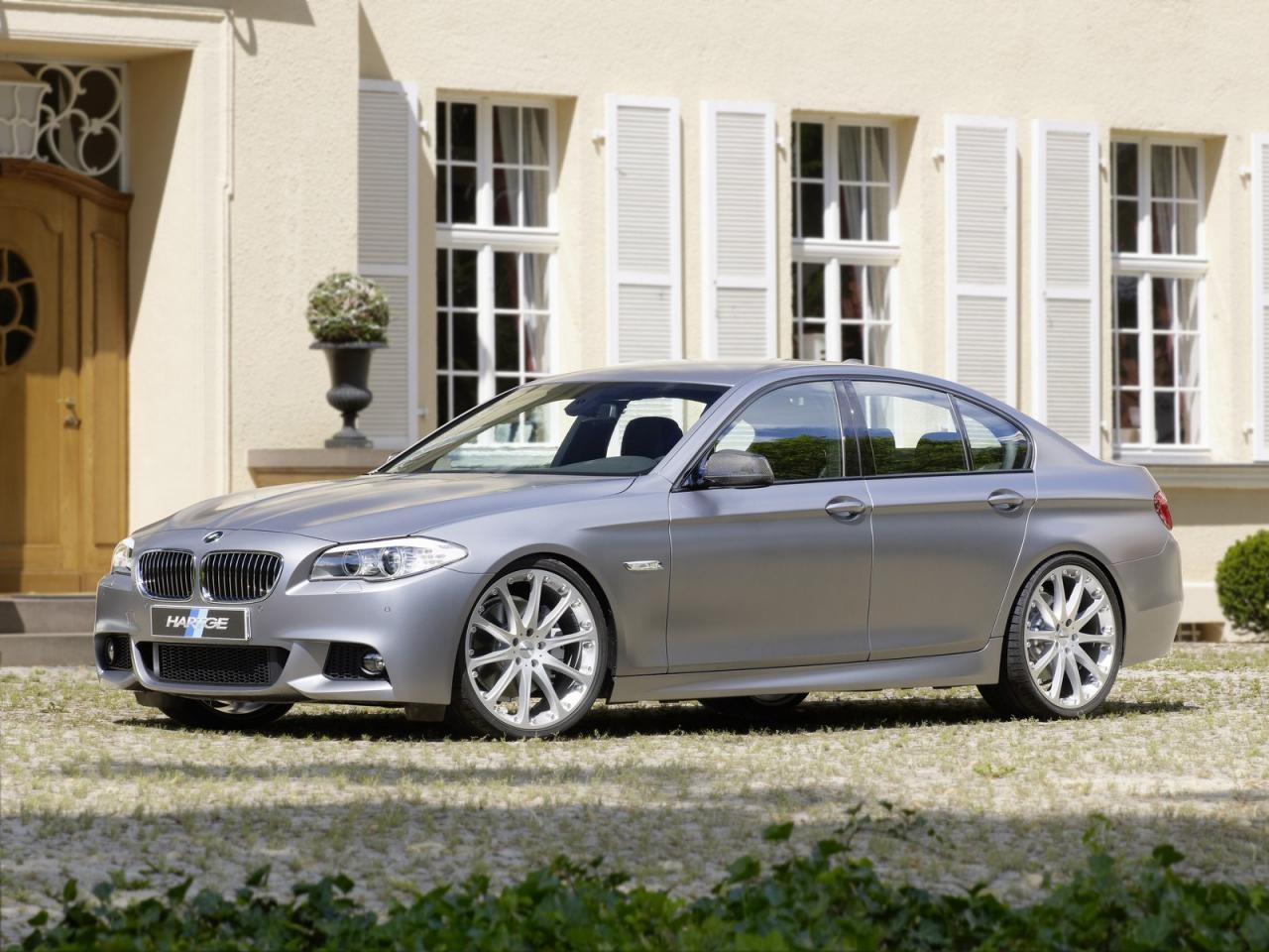 BMW 535d by Hartge (Hartge H35d)