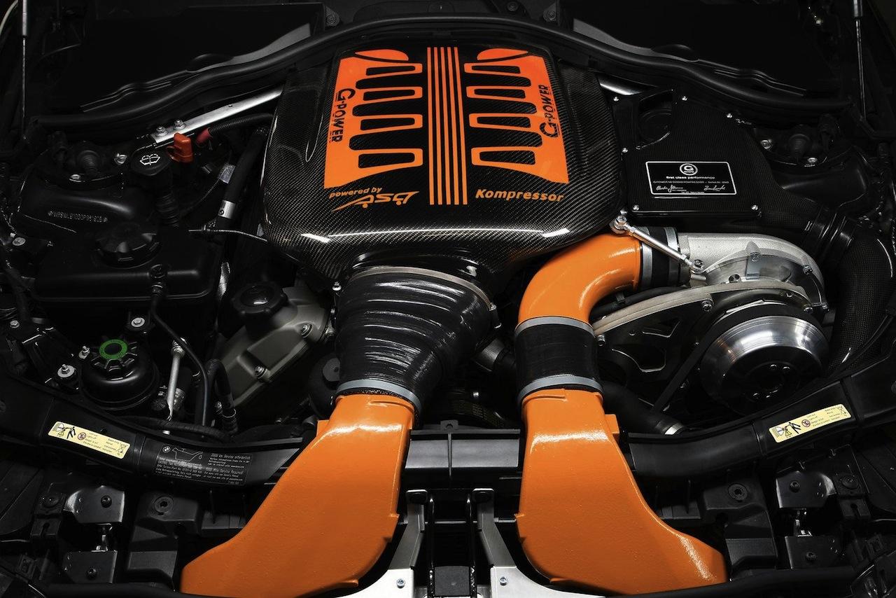 BMW M3 Tornado RS by G-Power